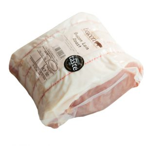 Dry Cured Bacon Loin Roast